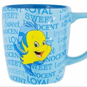 Disney little mermaid mug